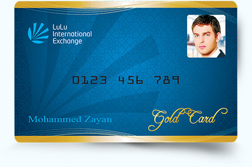 LuLu Gold Card